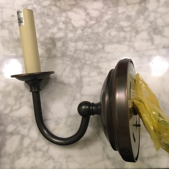 NEW! Antique Bronze Pottery Barn Sconce